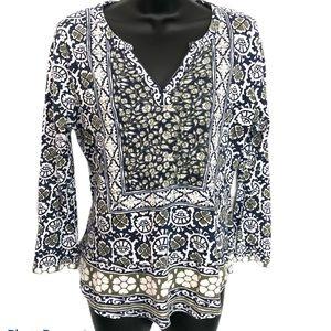 Lucky Brand tunic top - size medium
